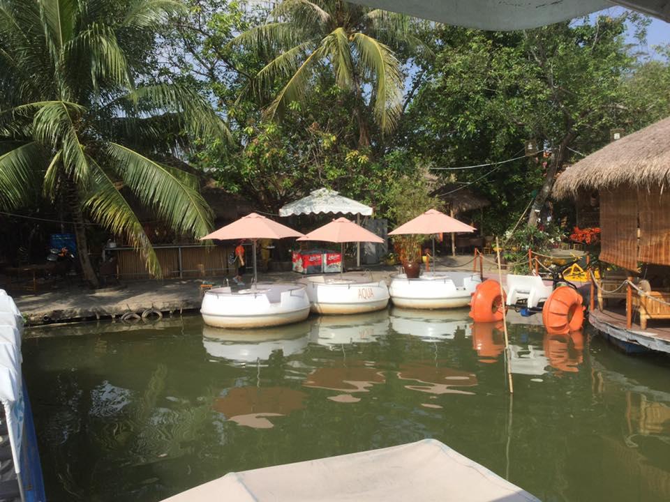 Sửa chữa cano ở Nhơn Trạch Đồng Nai
