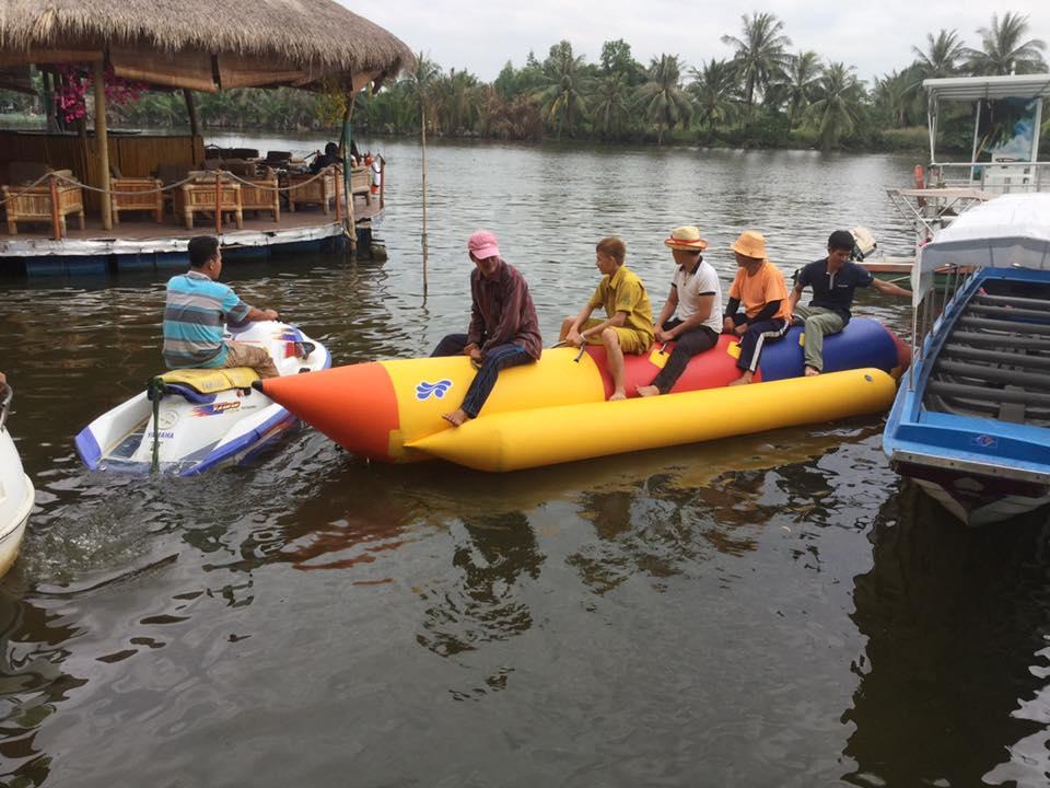Mua bán jetski phao chuối ở Nhơn Trạch Đồng Nai, sông sài gòn