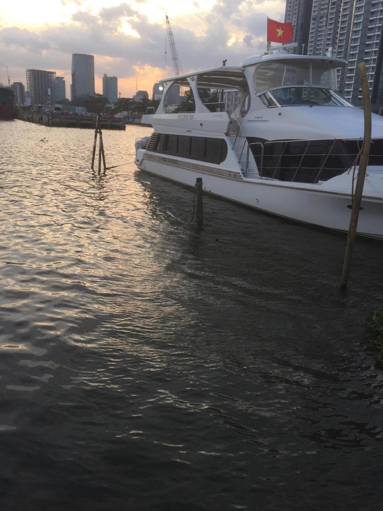 Cho thuế bến đậu du thuyền