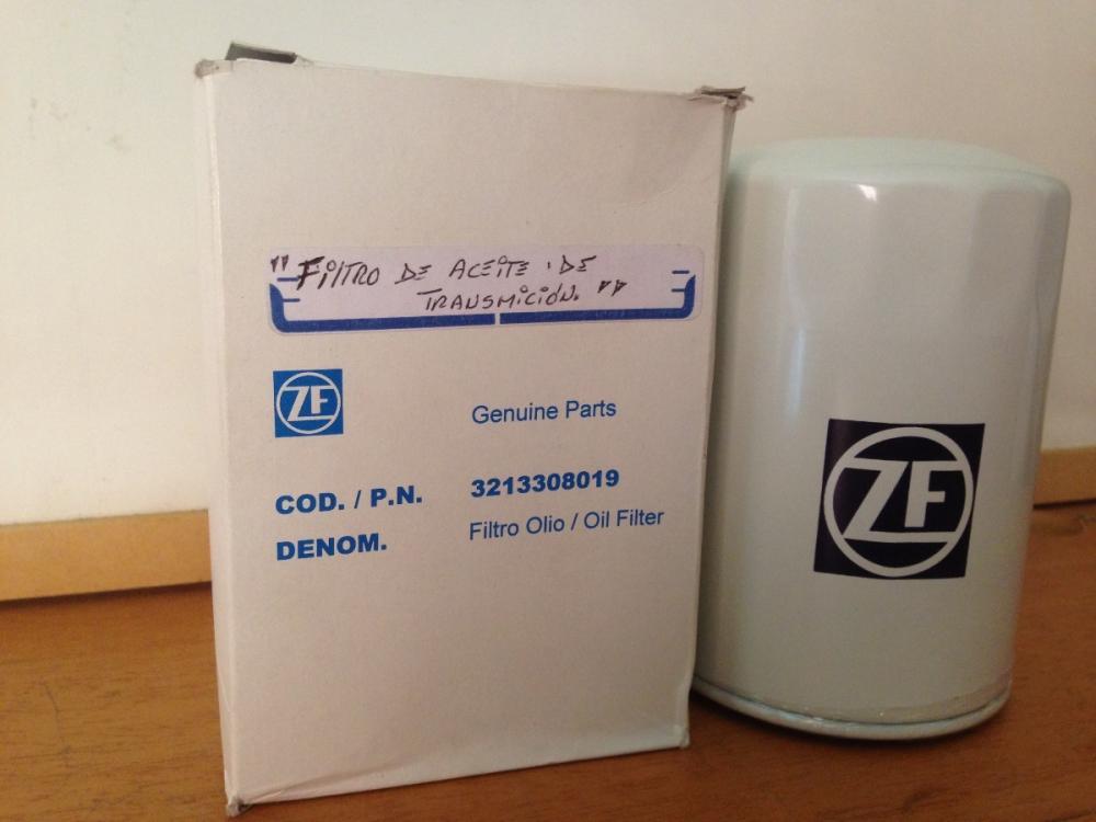 Phụ tùng ca nô, du thuyền: Lọc nhớt hộp số ZF 3213308019