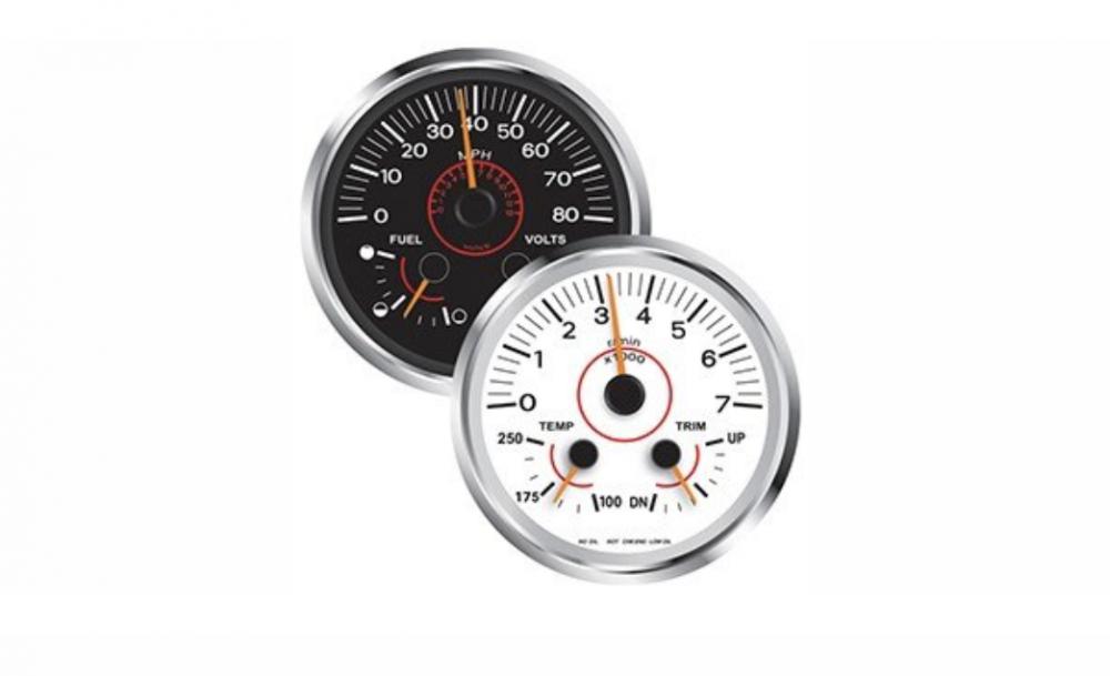 Đồng hồ tốc độ cano