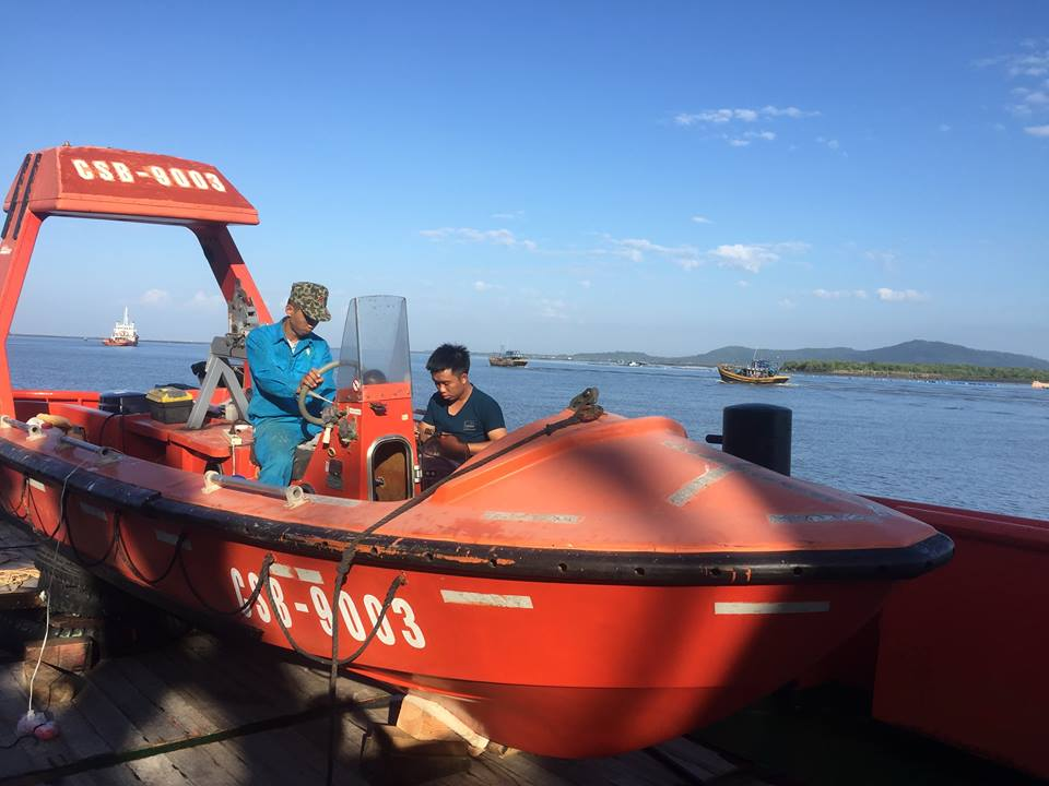 Dịch vụ sửa chữa bảo trì cano tại Cà Mau