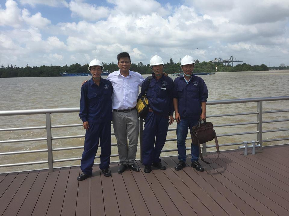 DỊch vụ sửa chữa bảo trì cano tại An Giang
