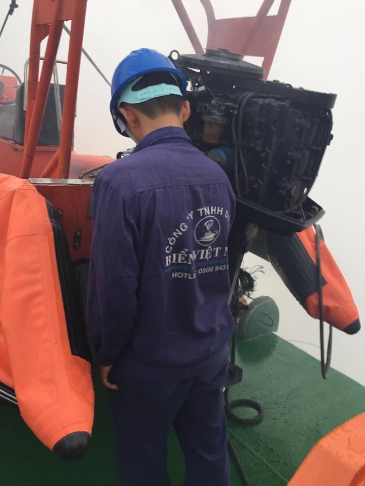 Dịch vụ sửa chữa bảo trì cano tại Đồng Nai