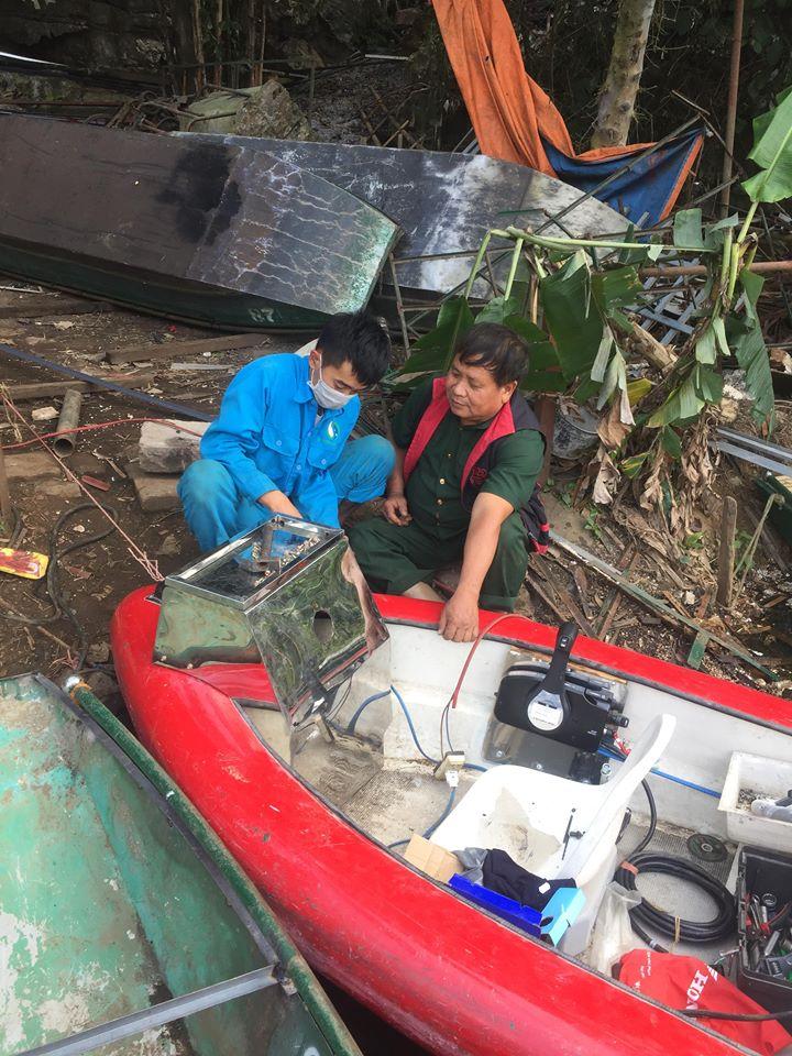 Dịch vụ sửa chữa bảo trì cano tại Tây Ninh