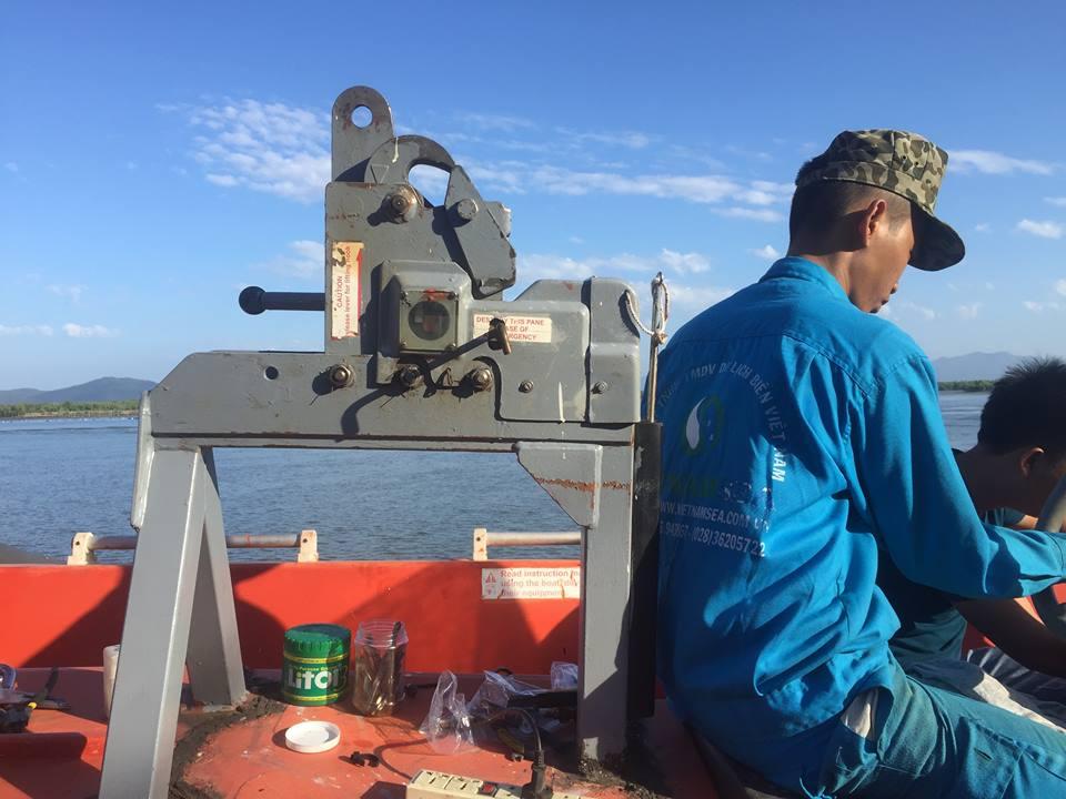 Dịch vụ sửa chữa bảo trì cano tại Trà Vinh