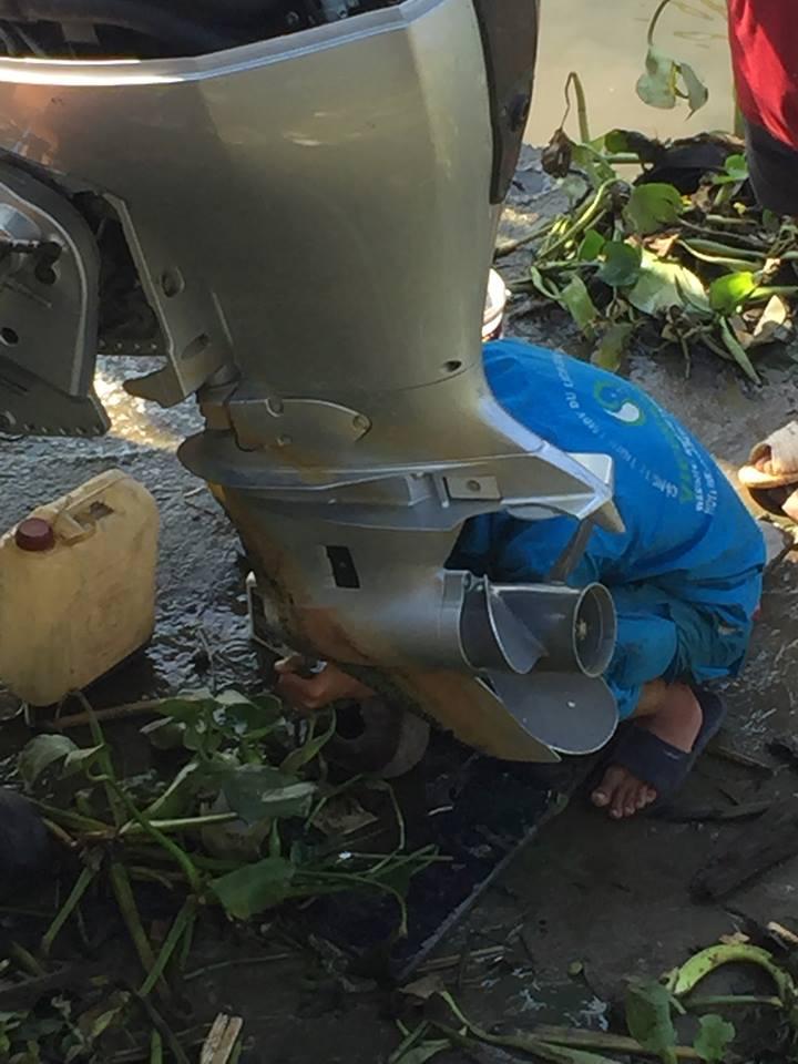 Dịch vụ sửa chữa bảo trì cano tại Bạc Liêu