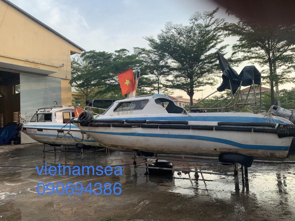 Chi phí sửa chữa thuộc dự toán sửa chữa định kỳ tàu kiểm ngư và cano của Sở Nông Nghiệp  Phát Triển Nông Thôn năm 2020
