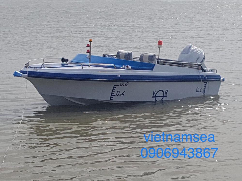 Cung cấp xuồng cano thuộc dự án Đầu tư phục vụ sản xuất năm 2020 - Công ty Tuyển than Hòn Gai tại Quảng Ninh