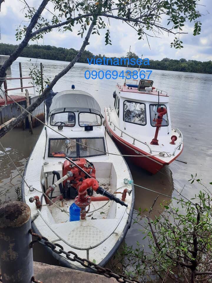 Sửa chữa, bảo dưỡng cano CA60-0007 thuộc phòng PC07 cho Công An Tỉnh Đồng Nai