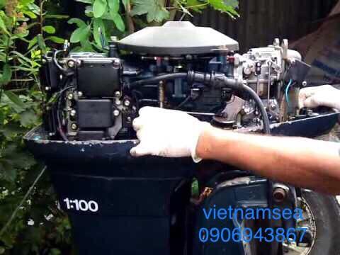 Sữa chữa máy Yamaha 60HP tại Đồng Nai