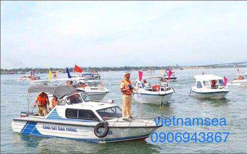 Sửa chữa phương tiện CA50-0137 và CA50-0138 cho Phòng Cảnh Sát Đường Thủy Công An Thành Phố Hồ Chí Minh