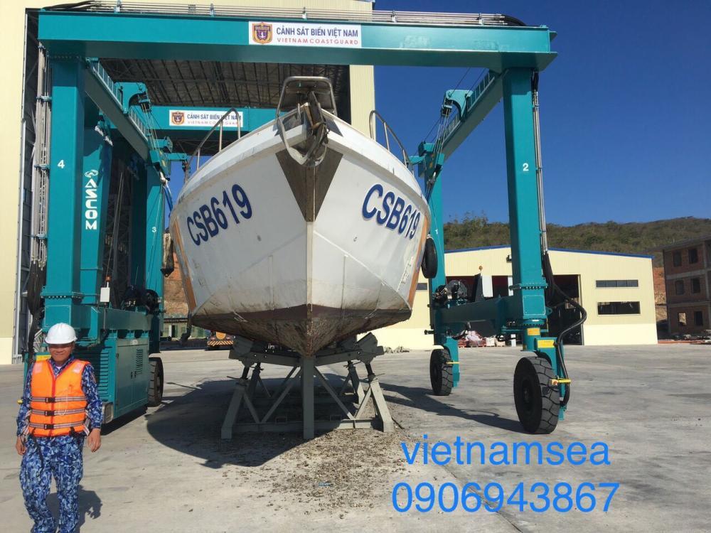 Mua sắm vật tư sửa chữa hàng hải xuồng CSB 401, 503 cho Vùng CSB 3 ở Tỉnh Bà Rịa - Vũng Tàu