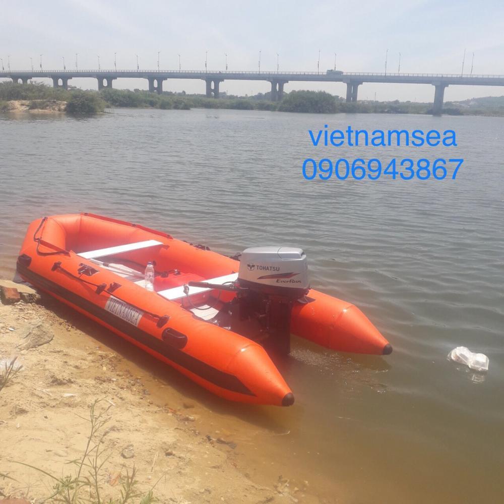 Mua sắm phương tiện thủy phục vụ an toàn giao thông cho Công An Tỉnh Quảng Ngãi