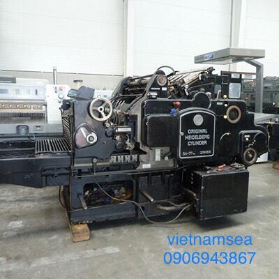 Bảo trì, sửa chữa máy cắt, máy bế tự động, máy dán, máy bồi  ở TP. Hồ Chí Minh