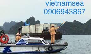 Sửa chữa phương tiện cano, ca nô CA50-0121 cho Công  An Thành Phó Hồ Chí Minh