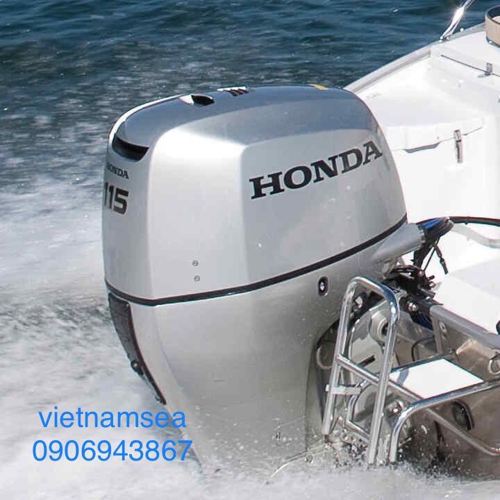 Cung cấp Động cơ Honda máy ngoài 115HP - 4 Thì ở Hà nội