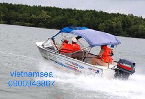 Sửa chữa cano 115CV, SG-7045 Ban An Toàn Giao Thông TP. Hồ Chí Minh