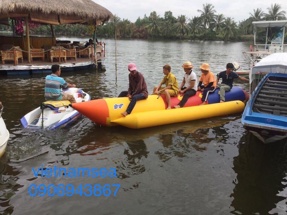Cung cấp thuyền chuối 5 người ở Tỉnh Đồng Nai