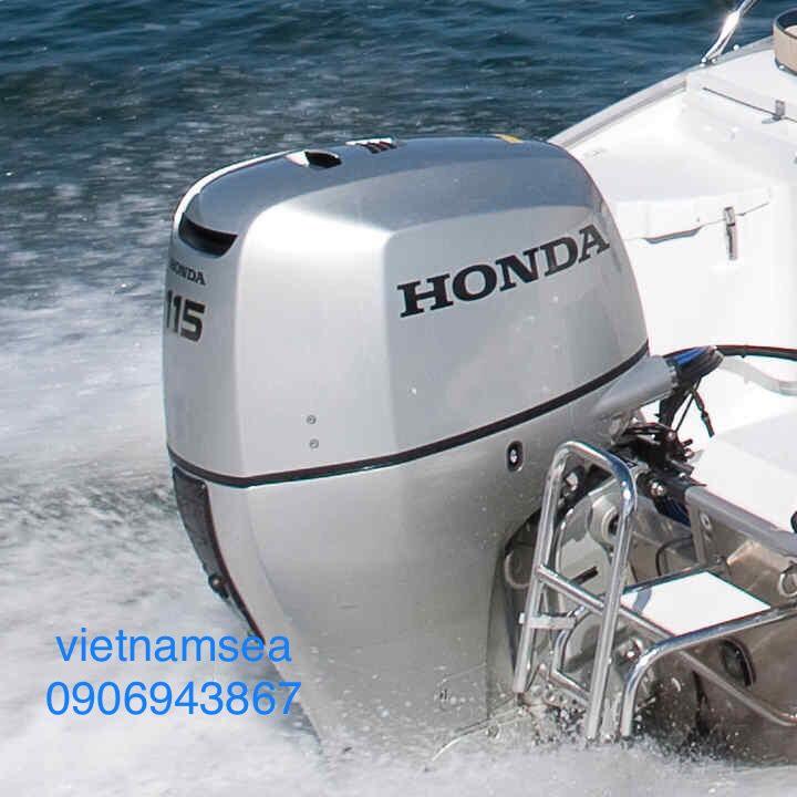 Cung cấp động cơ Honda máy ngoài 115HP, mã hàng BF115DK1LU ở Thành Phố Hồ Chí Minh