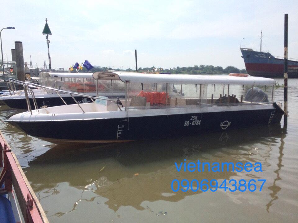 Cung cấp các dịch vụ neo đậu phương tiện đón trả hành khách tại bến thủy nội địa Trạm 4 cho Công Ty TNHH Thương Mại Tân Viễn Đông