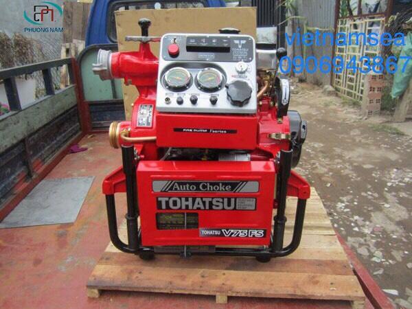 Cung cấp vật tư thiết bị phục vụ cứu hỏa di động cho Công Ty Cổ Phần Thủy Điện Thác mơ ở Tỉnh Bình Phước